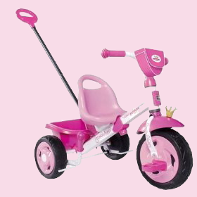 KETTLER Happy plus Princess Tricycle